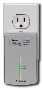 HomePlug 1.0 Adapter