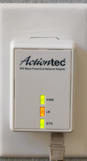 HomePlug AV Adapter