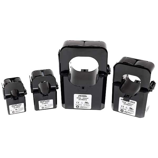 J&D electronics split-core current transformers