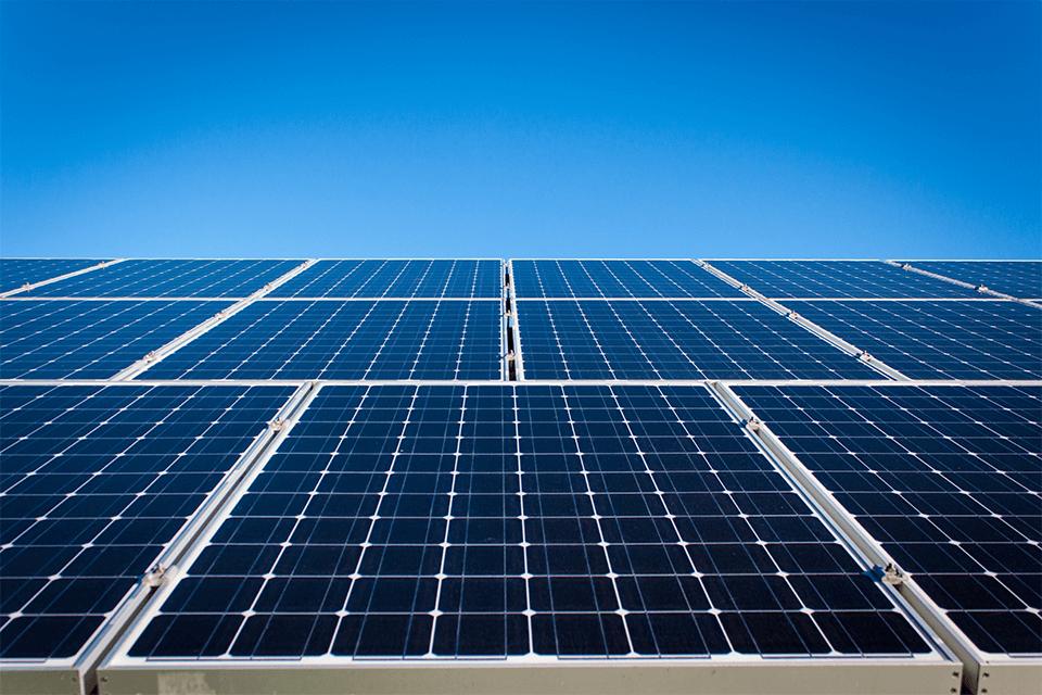 Renewable solar panels